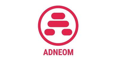 logo adneom pour porte folio illycos